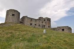 Стара обсерваторія - цікавинка Чорногори