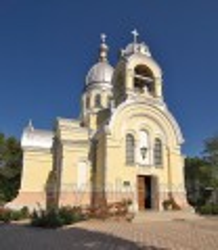 Феодосія. Собор Казанської ікони Божої Матері