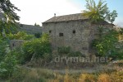 Церква Івана Богослова, вівтарна частина. Феодосія, Карантин.