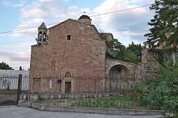 Вірменська церква Михаїла і Гавриїла у Феодосії. Фасад