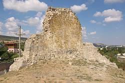 Фрагмент башти Джованні ді Скаффа у Феодосії