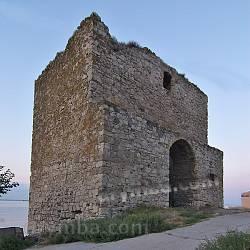 Докова башта. Феодосія, цитадель