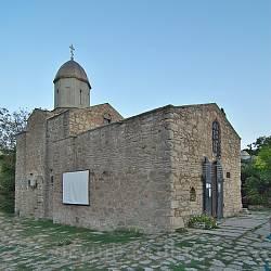 Вірменська церква Івана Предтечі у Феодосії