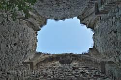 Докова башта у Феодосії. Інтер'єр