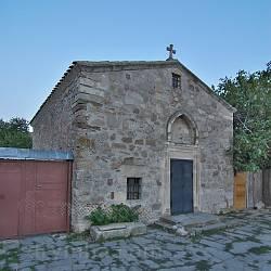 Вірменська церква св.Георгія. Феодосія, Карантин.