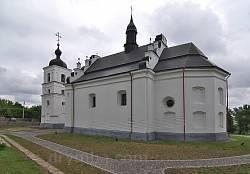Іллінська церква у Суботові. Вівтарна частина