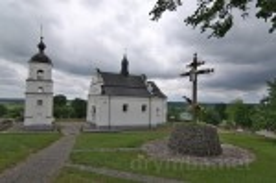 Іллінська церква та дзвіниця. Село Суботів