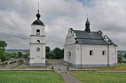 Іллінська церква та дзвіниця. Профіль