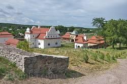 Реконструйована резиденція Б.Хмельницького у Чигирині