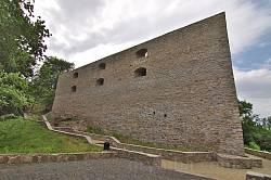 Чигирин. Мощные стены бастиона Дорошенко