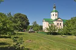 Територія Мотронинського Троїцького монастиря