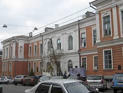 Харків. Губернаторський будинок