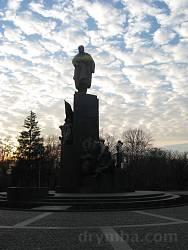 Пам'ятник Т. Г. Шевченку у Харкові