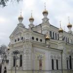 Харьков. Озерянская церковь Свято-Покровского монастыря
