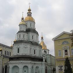 Свято-Покровский монастырь (г.Харьков)