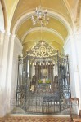 Каплиця Пресвятої Трійці - усипальниця родини Фредро