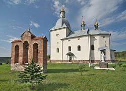Церква Підгорянського монастиря