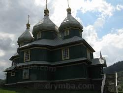 Село Плоска. Церква св. Петра і Павла