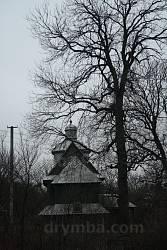 Село Підгайчики. Церква Покрови Богородиці