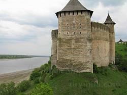 Хотинская крепость. Донжон