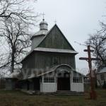 Церковь Покрова Богородицы в Підгайчиках