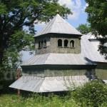 Село Подгайчики. Колокольня церкви Покрова Богородицы