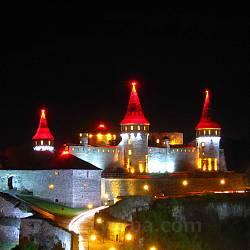 Стара фортеця (замок) (м.Кам'янець-Подільський)