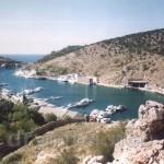 Підземна база підводних човнів (м.Севастополь, Крим)