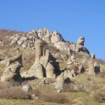 Гірський масив Демерджі-яйла (Кримські гори)