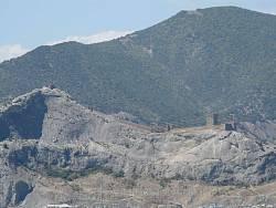 Судак. Генуезька фортеця