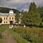 Парк садиби баронів Гредлів (м.Сколе, Львівська обл.)