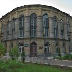Золотоноша. Споруда колишньої чоловічої гімназії