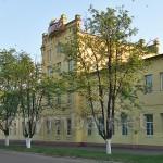 """Будинок заводу """"Златогор"""" у Золотоноші"""