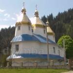 Церковь Трех Святителей в селе Киселицы
