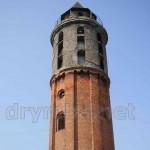 Водогінна та пожежно-оглядова вежа у Радомишлі