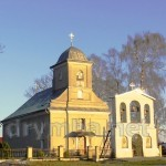Церква святих Кузьми і Дем'яна в селі Галичани