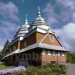 Церква Різдва Пресвятої Богородиці у селі Орява