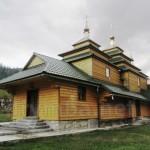 Церква Св.Параскеви в селі Коростів