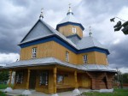 Церква Успіння Богородиці у с.Нижнє Синьовидне