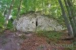 """""""Дівоча"""" печера у селі Ілів"""