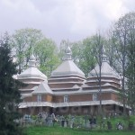 Церква Пресвятої Євхаристії в селі Волосянка