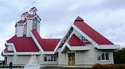 Греко-католический Храм-музей в честь Митрополита Андрея Шептицкого в Прилбичах