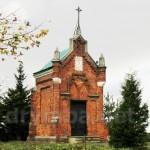Каплиця-усипальниця родини Шептицьких в селі Прилбичі