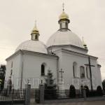 Церква Благовіщення Пресвятої Богородиці. Городок
