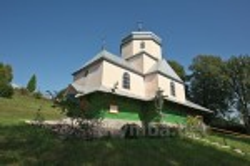 Церковь Воздвижения Честного Креста