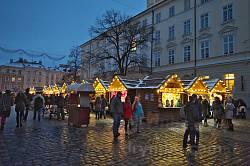 Площадь Рынок. Рождественская ярмарка