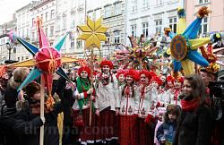 Шествие звездарей во Львове