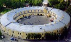 Киевская крепость. Башня 2 Васильковского укрепления
