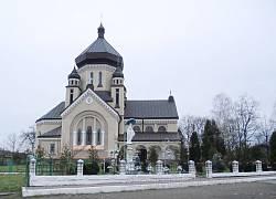 Завадів. Церква Архангела Михаїла