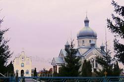 Церква Вознесіння Господнього, Голобутів